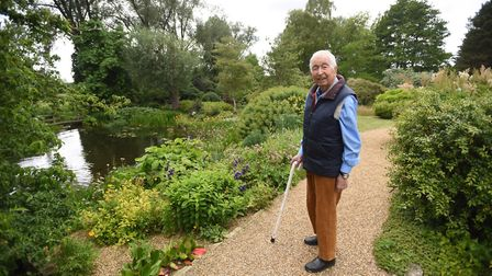 This will be the garden's first season without its creator Bernard Tickner, who sadly passed away la