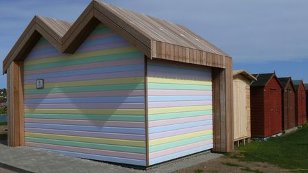 One of Tendring's specialised Changing Places facilities, on Dovercourt seafront. A new facility is