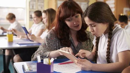 More than 13,500 pupils have been offered their top choice school. Picture: GETTYIMAGES/ISTOCKPHOTO/