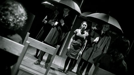 Our Town by New Wolsey Young Company. Photo: New Wolsey