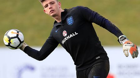 Nick Pope was released by Ipswich Town as a 16-year-old but is now set to make his England debut. Pi