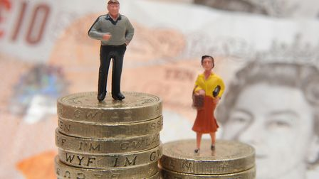 According to a new study the gender pay gap is widest when a woman reaches 50, at an average of more