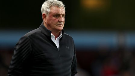 Both Ipswich and Norwich have to face Steve Bruce's Aston Villa. Picture: PA