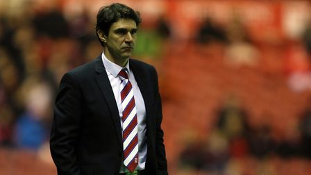 Aitor Karanka is now in charge of Nottingham Forest. Picture: PA