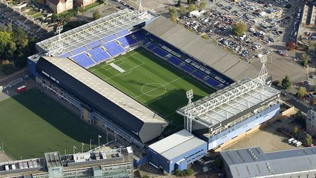 Portman Road is the home of Ipswich Town. Picture: MIKE PAGE