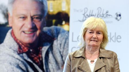 'Bob would be so proud today if he could see what has been achieved,' Lady Elsie says. 'I think he w
