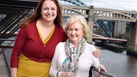 Liz Nice meets Lady Elsie Robson. Lady Elsie says: 'I always tried to make a life for myself. Its i