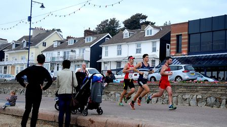 Parkrun organisers say the prom will be a safe, flat and fast surface for runners of all abilities.