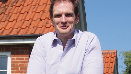 Dr Dan Poulter has been cleared of using inappropriate behaviour by the Conservative Party. Picture: