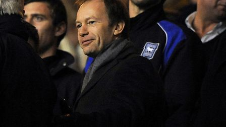 Ipswich Town owner Marcus Evans has appointed three managers during his decade at Ipswich Town - Roy