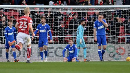 Town lost 1-0 at Bristol City in their last outing and find themselves 12th in the Championship tabl