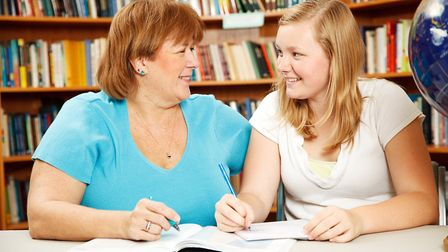 Find out how you can help your children revise. Picture: LISA F YOUNG/GETTY IMAGES/ISTOCKPHOTO