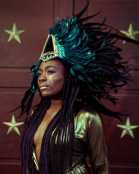 Nightclubbing sees Rachael Young and her band of super-humans embrace Afrofuturism and the cult of G