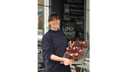The Two Magpies Bakery in Southwold is celebrating its fifth anniversary. Picture: SARAH LUCY BROWN