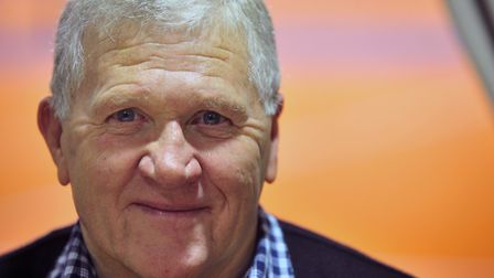 Former Ipswich Town manager Bobby Ferguson pictured in 2012. Picture: ARCHANT