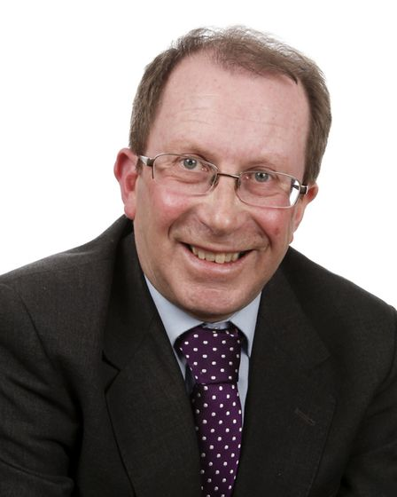 David Burch, director of policy at Essex Chambers of Commerce