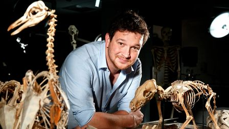 Ben Garrod from Great Yarmouth. Picture: CONTRIBUTED