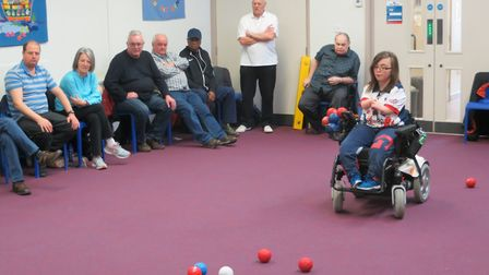 More than 40 people took part in ActivLives' activities taster sessions in Ipswich. Picture: ACTIVLI