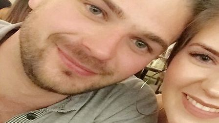 Andrew Cheffins, 23, pictured with his sister Beth. Picture: ESSEX POLICE