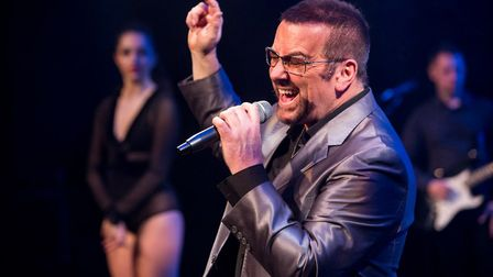 A picture from Fastlove, a George Michael tribute. Picture: ENTERTAINERS/PAWELSPOLNICKI