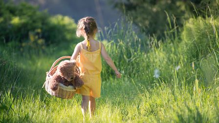 Take your little one on a picnic this weekend. Picture: GETTY IMAGES/ISTOCKPHOTO