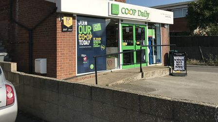 East of England Co-op Daily food store, in Old Barrack Road, Woodbridge. Picture: ARCHANT