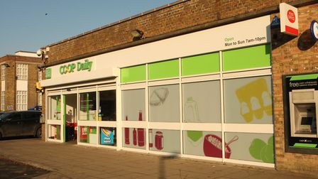 The Co-Op Daily in Silver End has been targeted previously. Picture: SEANA HUGHES