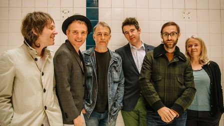 Scottish indie-pop veterans Belle and Sebastian will perform at this year's Latitude Festival, at He