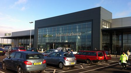 The Waitrose store at Futura Park in Ipswich will be among the first stores to roll out the coffee c