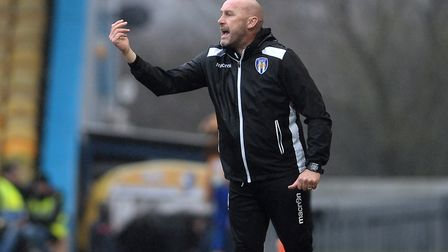 U's boss, John McGreal. Picture: PAGEPIX
