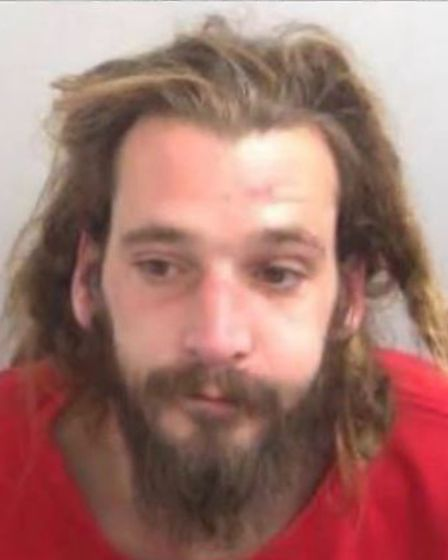 Ashley Jackson, jailed for 38 months. Picture: SUFFOLK POLICE