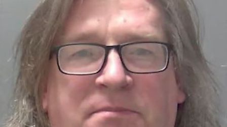 Mark Tuffs, jailed for 36 weeks. Picture: SUFFOLK POLICE