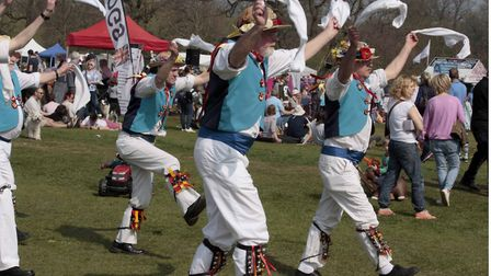 Framlingham Country Show features a wide range of entertainment. This year's show will be at Trinity