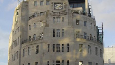 BBC Broadcasting house. Picture: ARCHANT