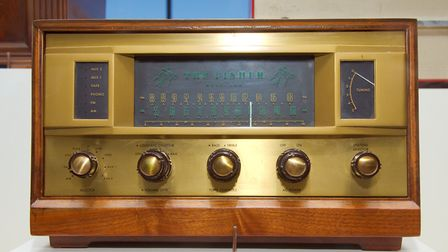 Fisher Radio. Picture: ARCHANT
