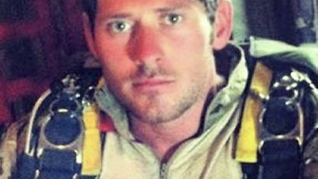 Matt Tonroe died on Thursday in Syria. Picture: MOD