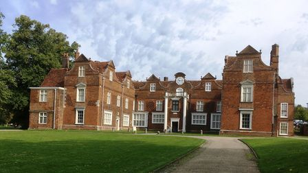 The Artist at the Mansion exhibition starts this weekend at Christchurch Mansion. Picture: PAUL GEAT
