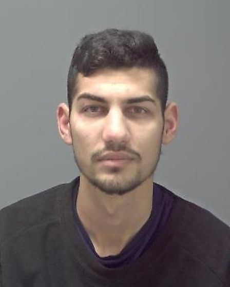 Ionut Avadanei was sent to prison for 26 weeks for handling stolen goods. Picture: SUPPLIED BY SUFFO