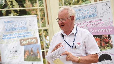 Tony Goldson, cabinet member for Health at Suffolk County Council. Picture: LUCY TAYLOR