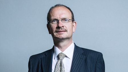 Sandy Martin (Labour MP for Ipswich). Picture: HOUSE OF COMMONS