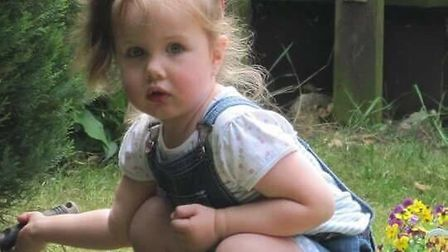 Seven-year-old Summer Grant, who died after an accident on a bouncy castle in Harlow. Picture: SUPPL