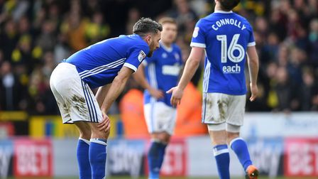 Ipswich Town have not beaten rivals Norwich City since 2009. Picture: PA