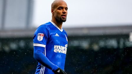 David McGoldrick is one of a number of players out of contract this summer. Picture: STEVE WALLER