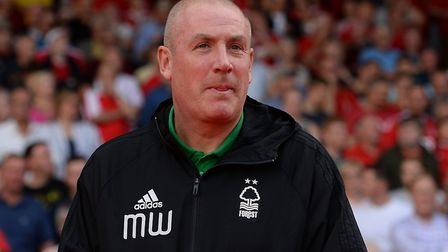 Warburton was sacked by Nottingham Forest in December. Picture: PA