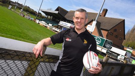 Bury St Edmunds rugby club coach Andy Herlihy stops illegal Sudanese immigrant from making his escap
