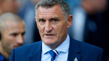 Mowbray's Blackburn are in the thick of the League One promotion race. Picture: PA