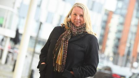 Screen Suffolk director director Karen Everett said more is to come in 2018. Picture: GREGG BROWN