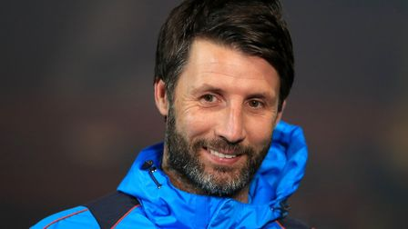 Lincoln City manager Danny Cowley. Picture: PA SPORT