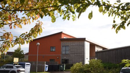 The newly-named Abbots Green Academy has joined Samuel Ward Academy Trust. Picture: GREGG BROWN