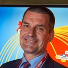 Steve Heapy, chief executive of Jet2.com and Jet2holidays. Photo: Professional Images/@ProfImages